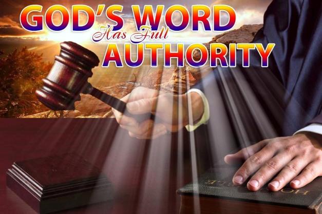 Gods Authority