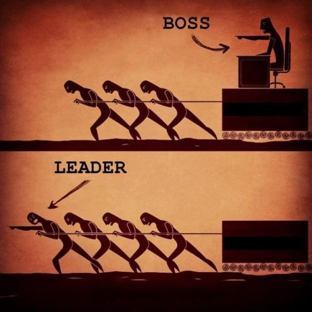 Boss - Leader