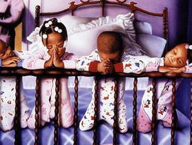 Praying In Bed